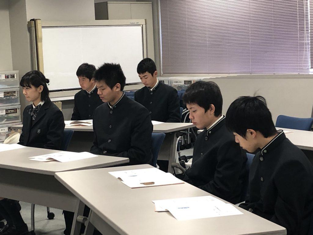 正智深谷高等学校 | 共用品ニュース